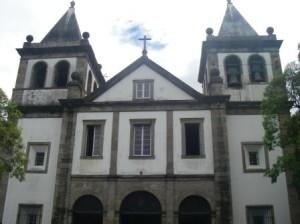 Baroque Church in Rio