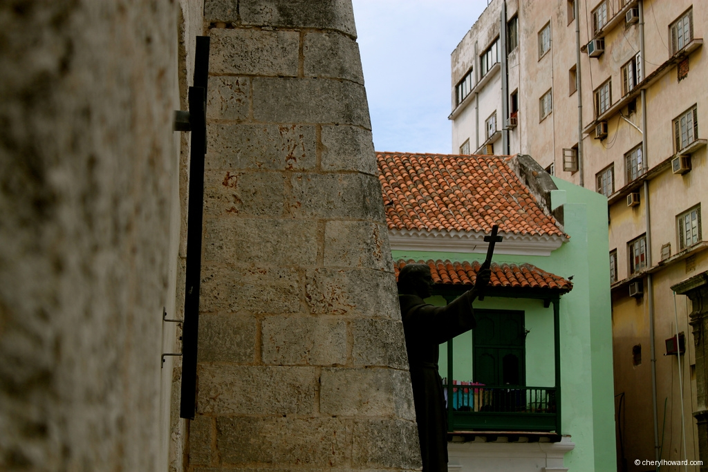 Basilica Old Havana Cuba