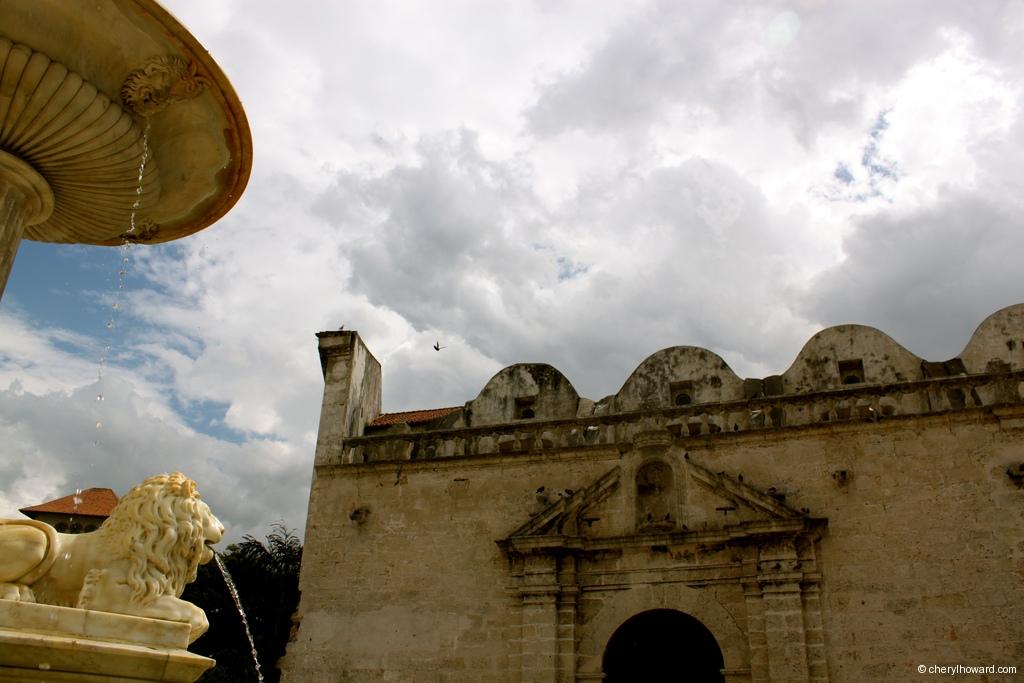 Old Havana Fountain