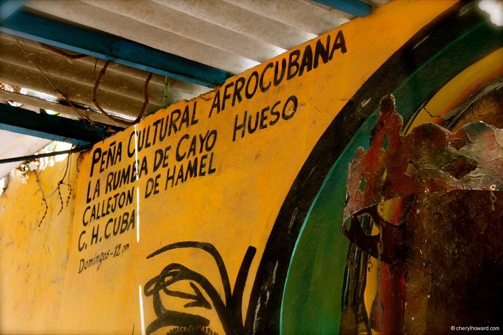 Callejón De Hamel Cuba Havana