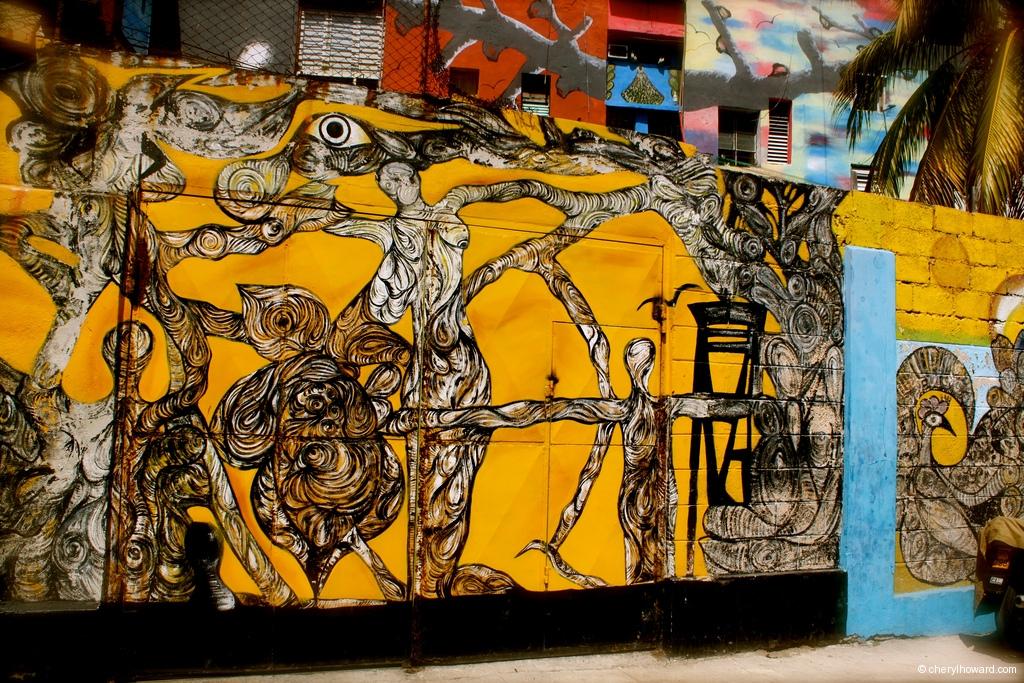 Callejón de Hamel Havana Art