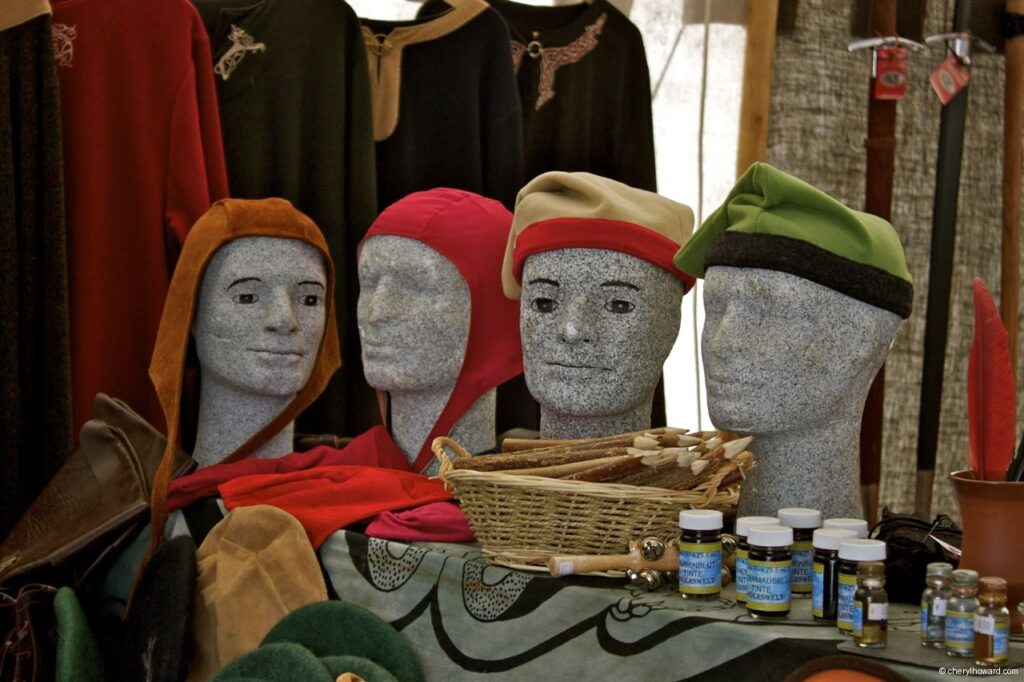 Hanse Sail In Rostock Market - Market Hats