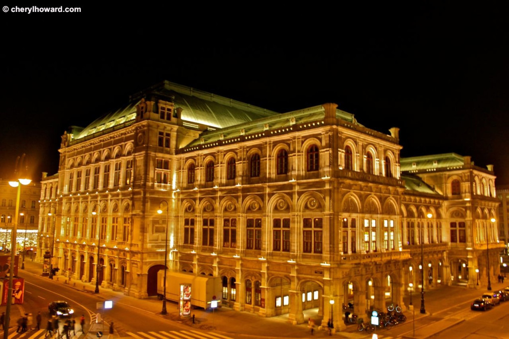 See Vienna By Night