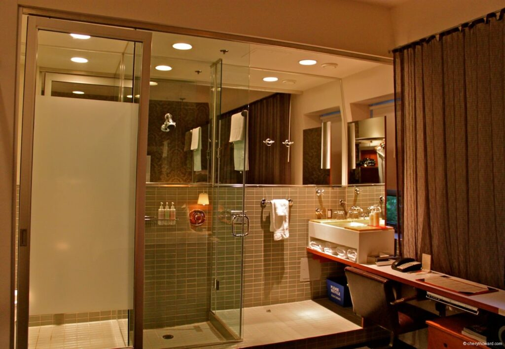 Drake Hotel Bathroom