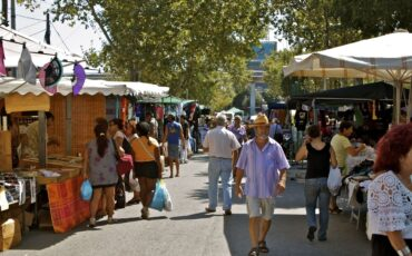 Encants Vells Market Barcelona