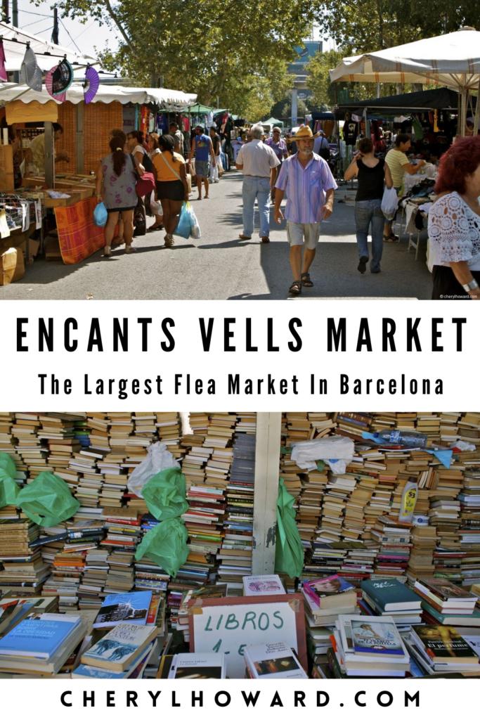 Encants Vells Market - Pin cherylhoward.com