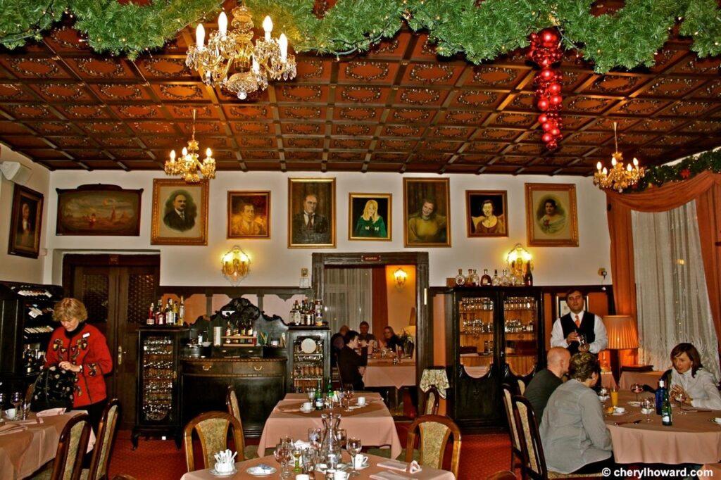 RestauraceU Lípy Prague
