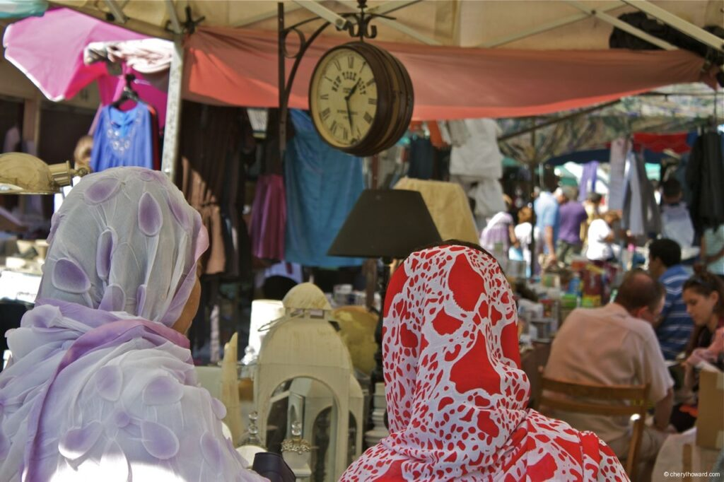 The Biggest Flea Market In Barcelona Is Encants Vells Market