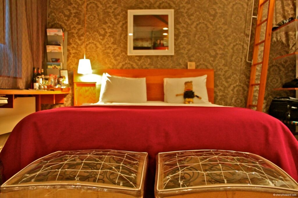 The Drake Hotel Bed