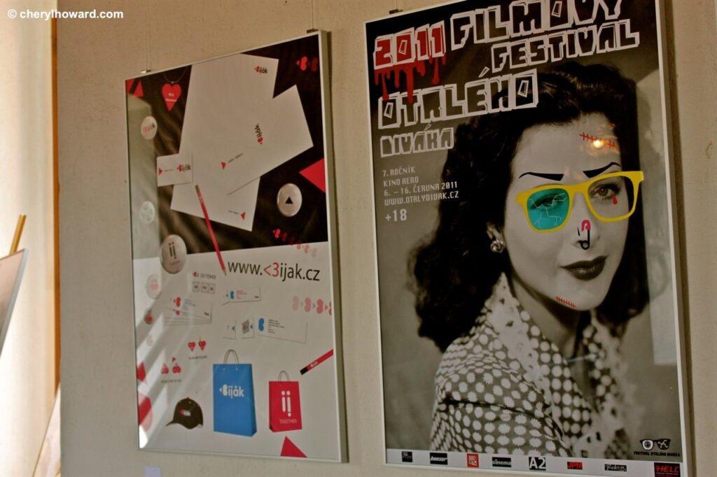 Weird Things In Prague - Movie Posters