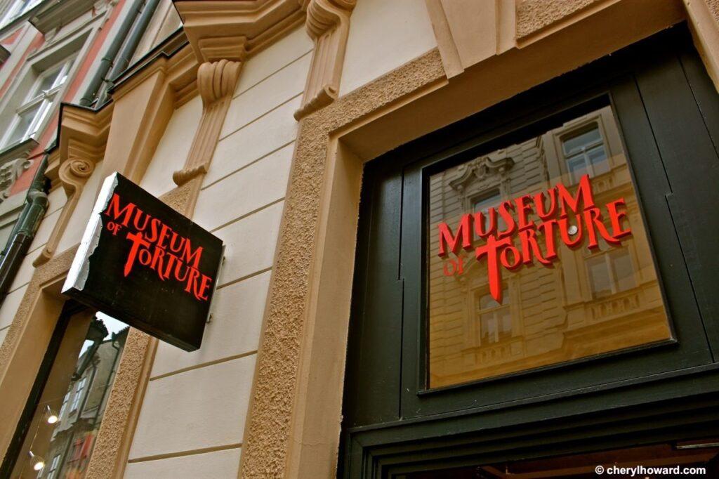 Weird Things In Prague - Museum Of Torture