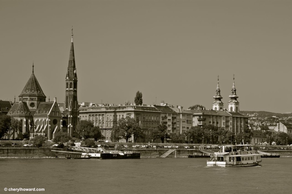 Budapest - Along the Danube