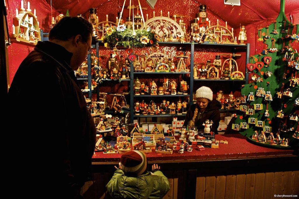 Weihnachtsmarkt Schloss Charlottenburg Childish Delight