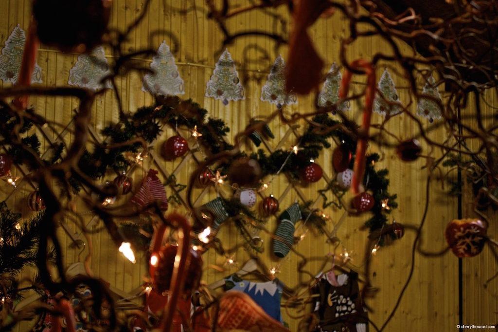 Weihnachtsmarkt Schloss Charlottenburg Christmas Decorations