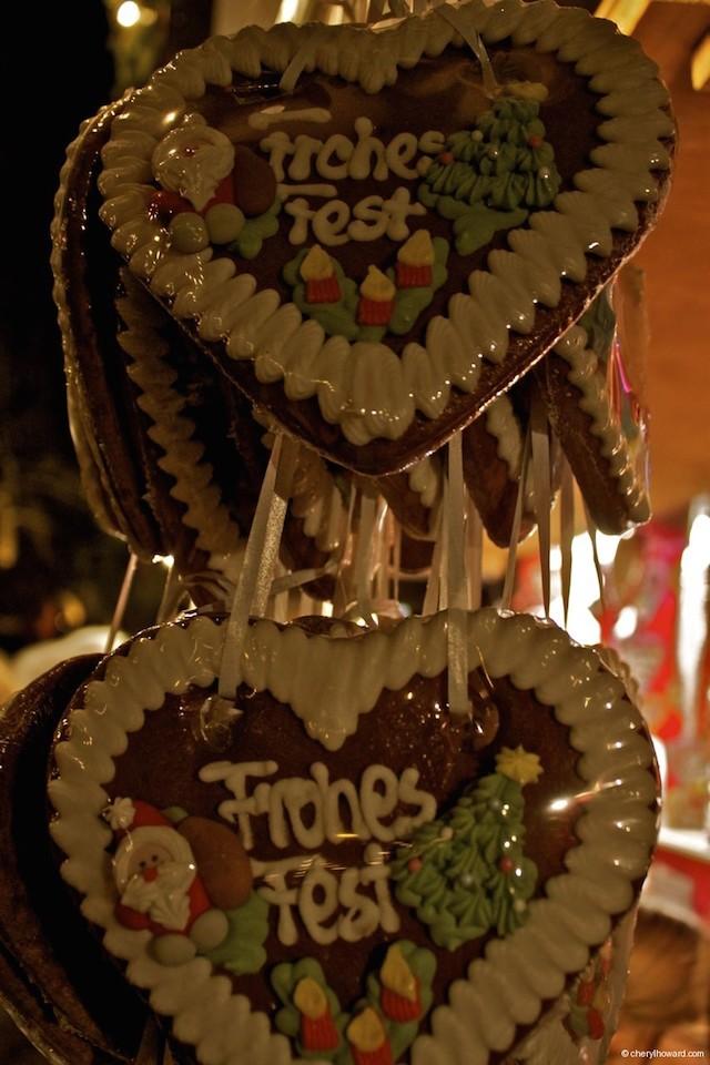 Weihnachtsmarkt Schloss Charlottenburg Ginger Bread