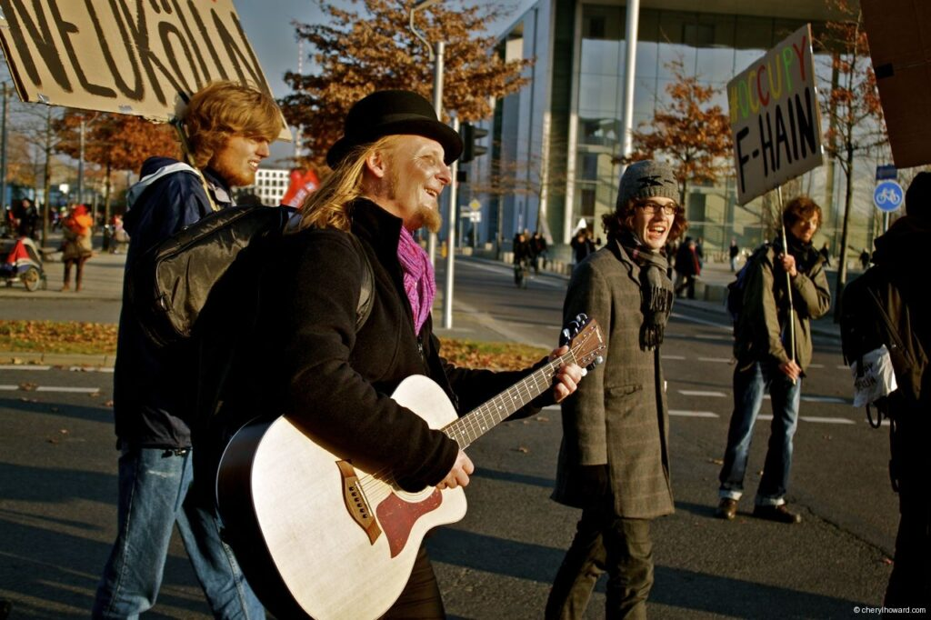 Occupy Berlin Music