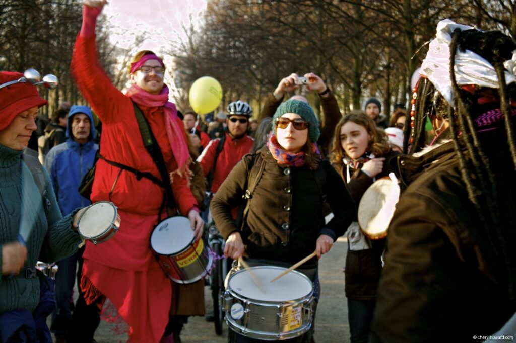 Occupy Berlin Musicians