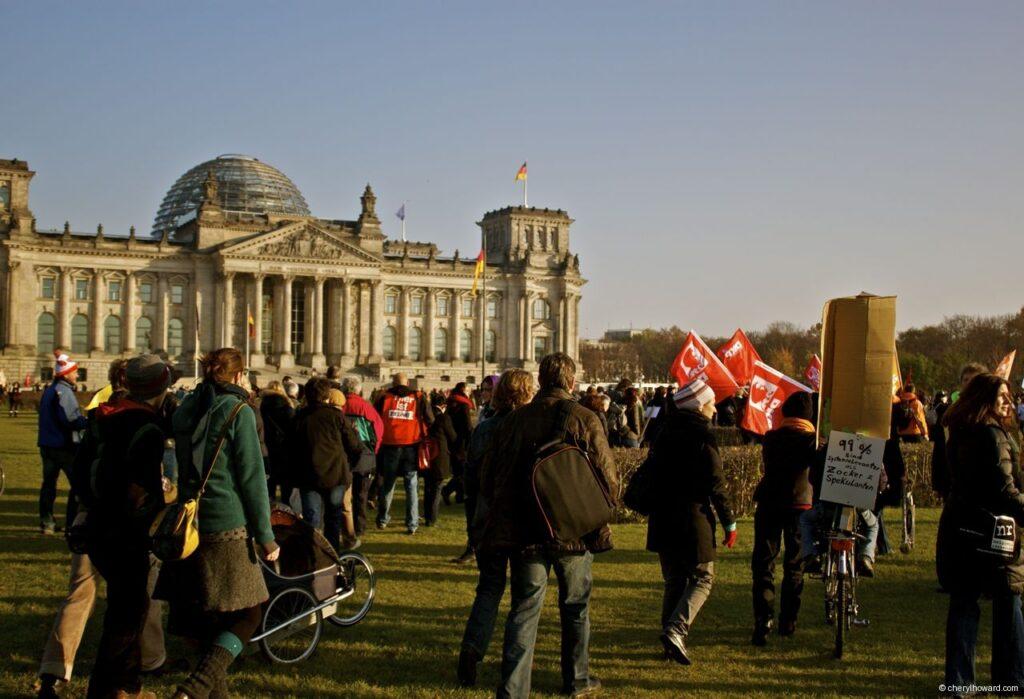 Occupy Berlin Parliament