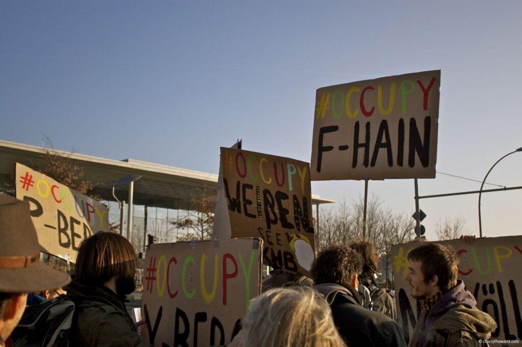 Occupy F-HAIN