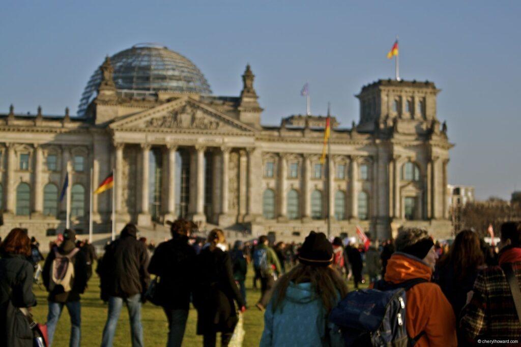 Occupy Berlin Crowds