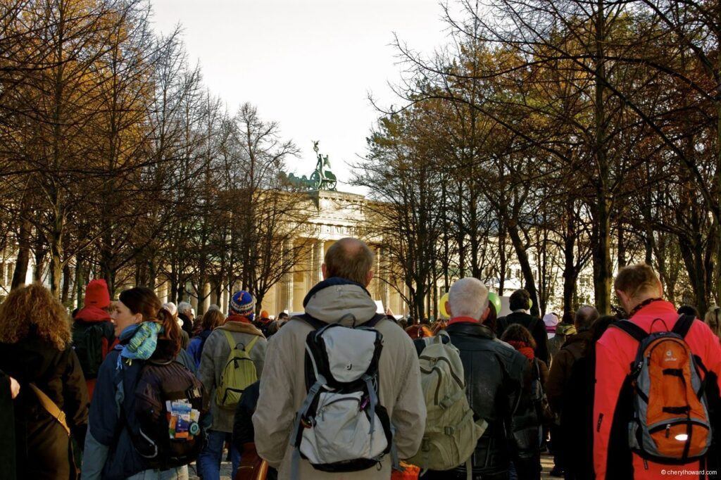 Occupy Berlin March