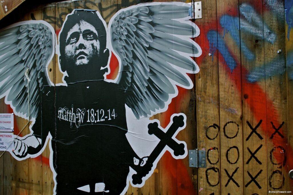 Angel Boy Amsterdam
