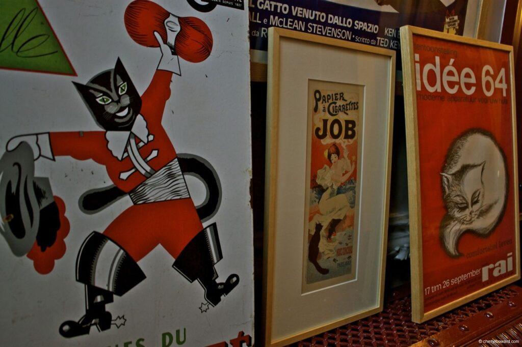 Katten Kabinet Art Museum Posters