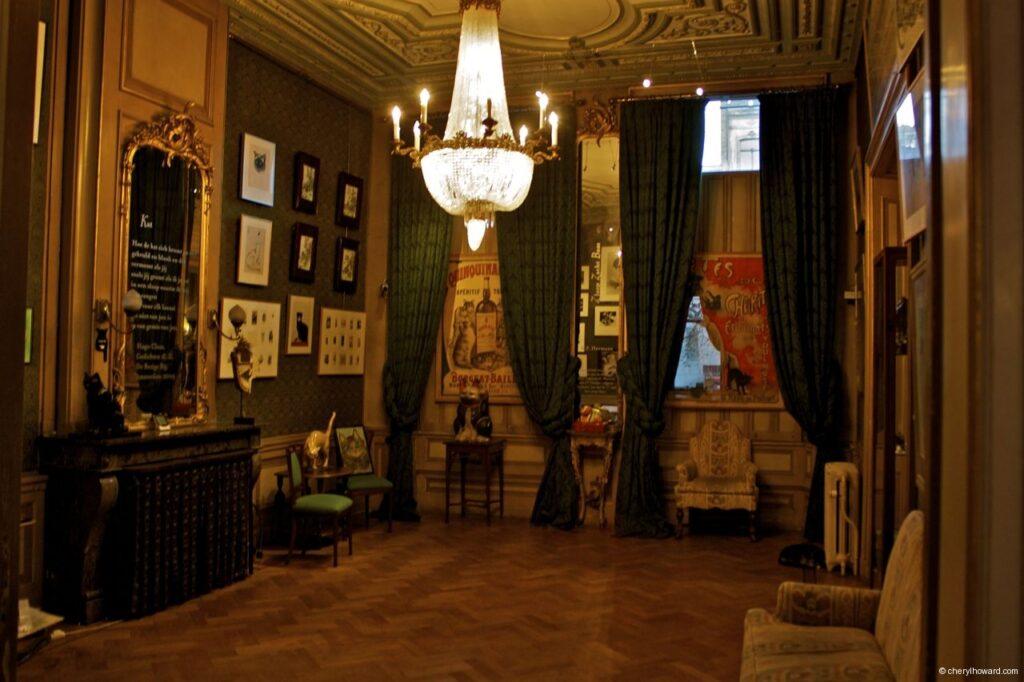 Katten Kabinet Art Museum Was Used As A Filming Location for Ocean's 12