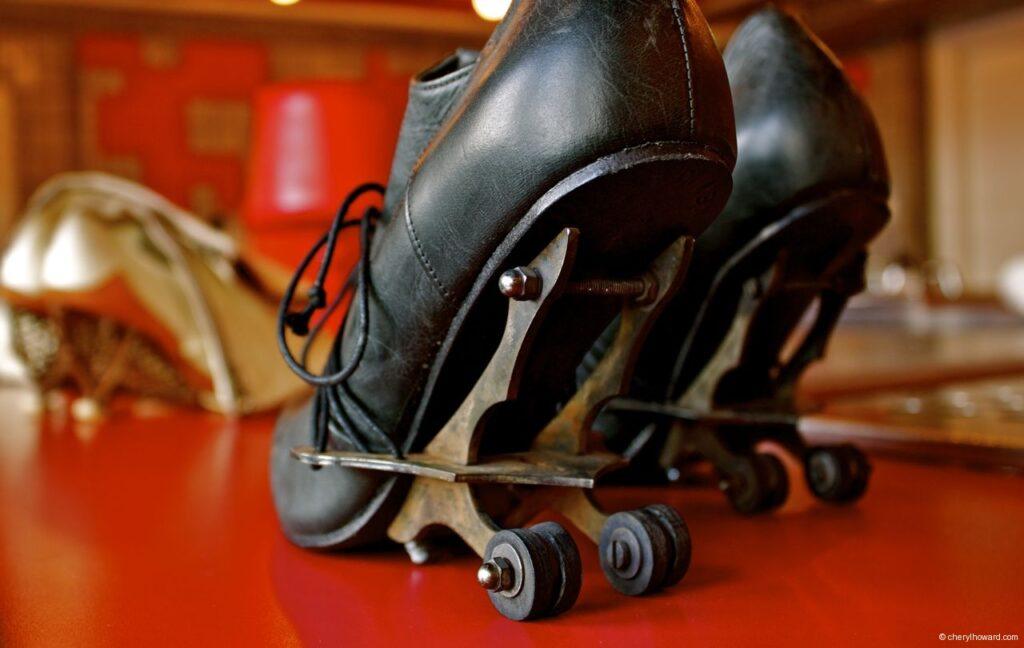 Kei Kegami Retrospective Amsterdam Black Shoe