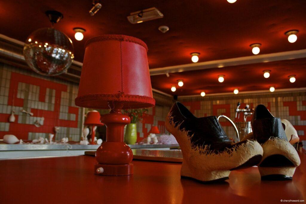 Kei Kegami Retrospective Amsterdam Shoes Disco Ball