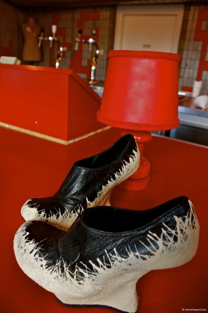 Kei Kegami Retrospective Amsterdam Shoes Exhibition