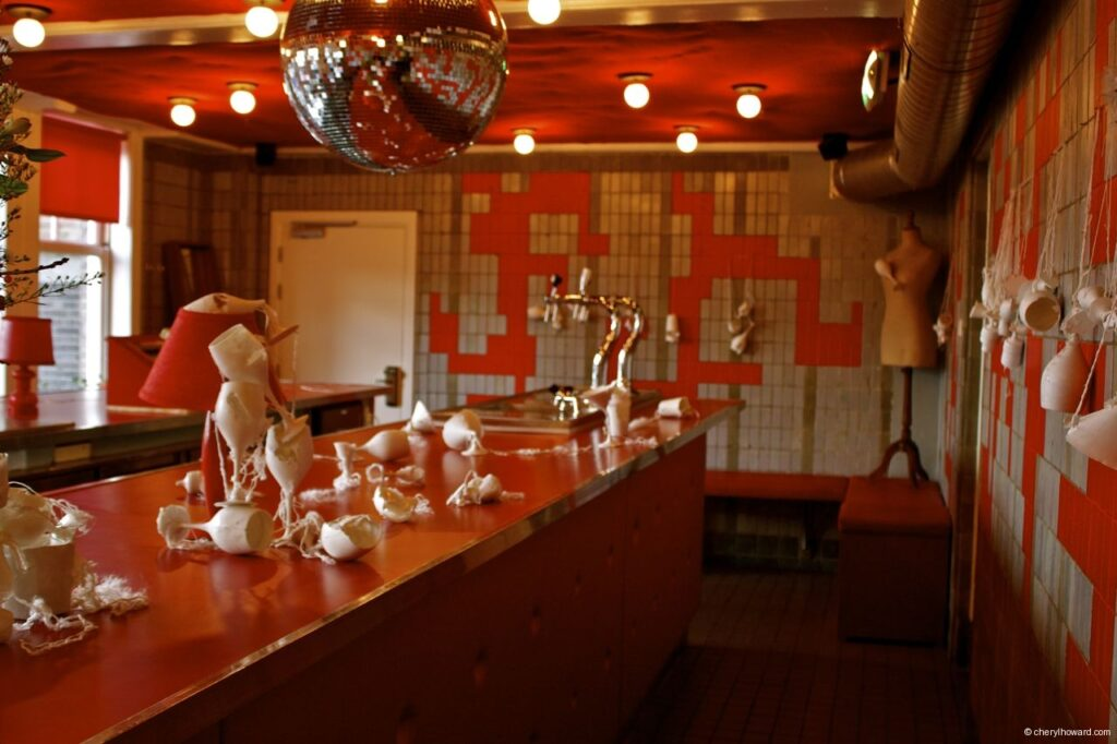Kei Kegami Retrospective Lloyd Hotel