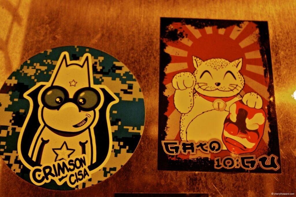 Stickers Cute Animals Amsterdam