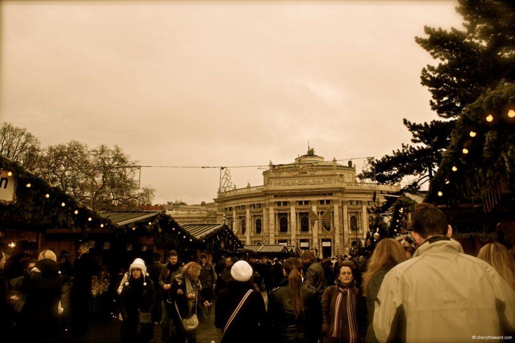 The Burgtheater