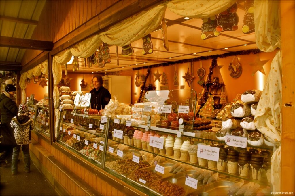 Vienna Christmas Market Food