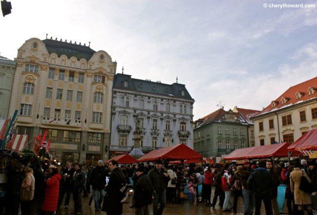bratislava3 650x440 - Christmas Markets: Old Town In Bratislava.