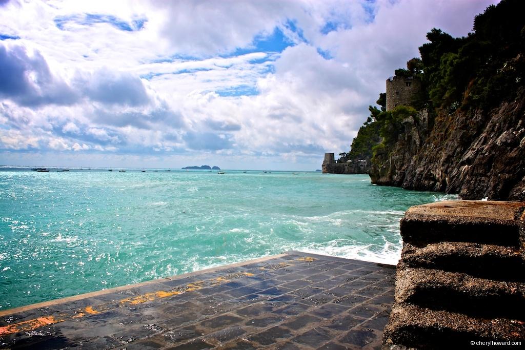 Visit Positano Italy Sea