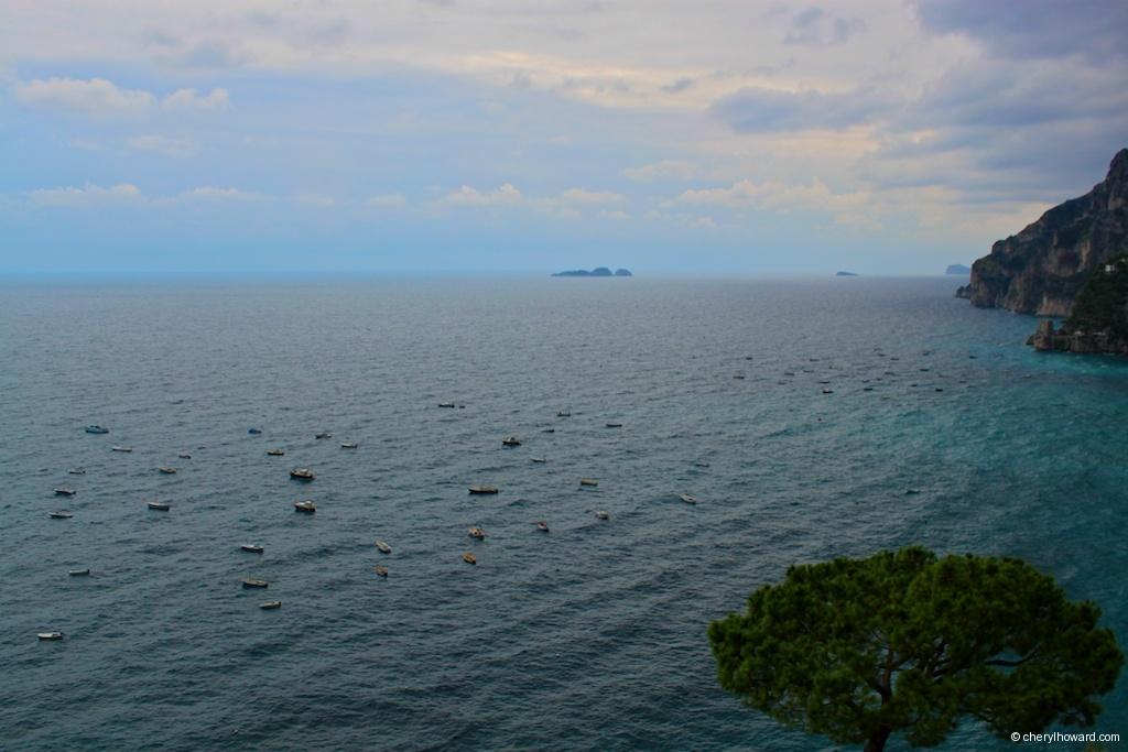 Visit Positano Italy Views