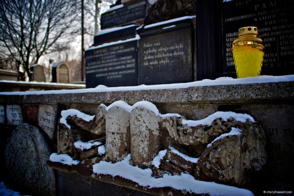New Jewish Cemetery Holocaust Memorial