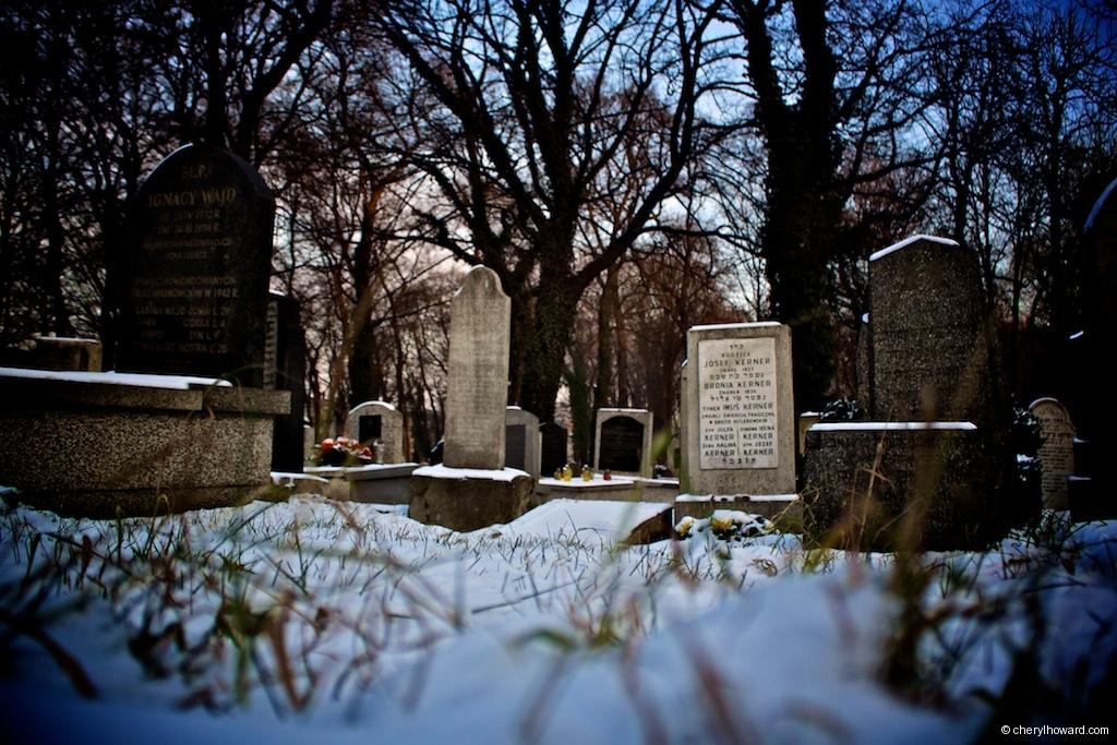 New Jewish Cemetery Poland Memorial