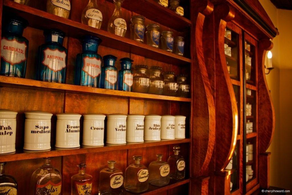 The Pharmacy Museum in Krakow - Drugs