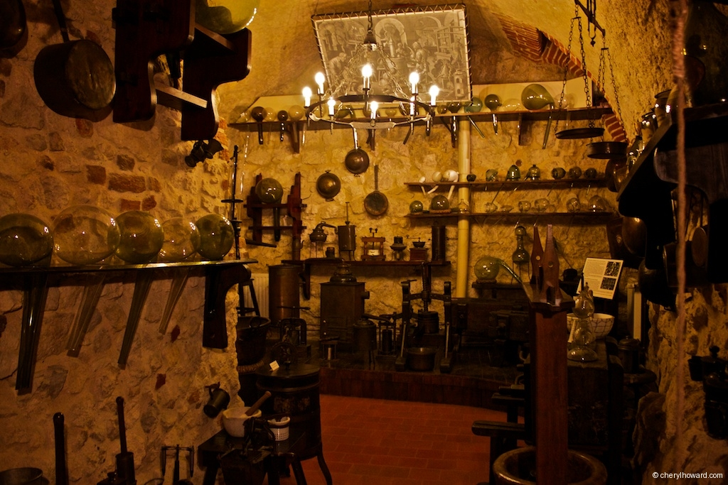 The Pharmacy Museum in Krakow - Tools Of The Trade