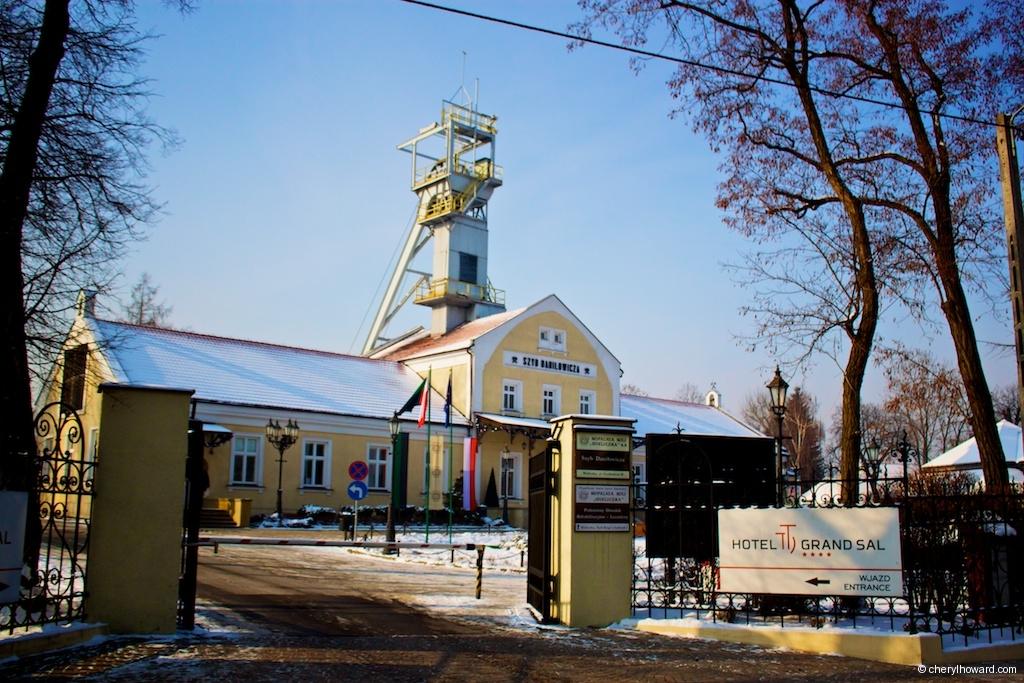 The Wieliczka Salt Mine in Poland Hotel