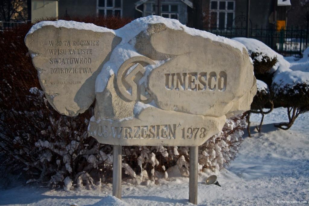 The Wieliczka Salt Mine in Poland Unesco Site