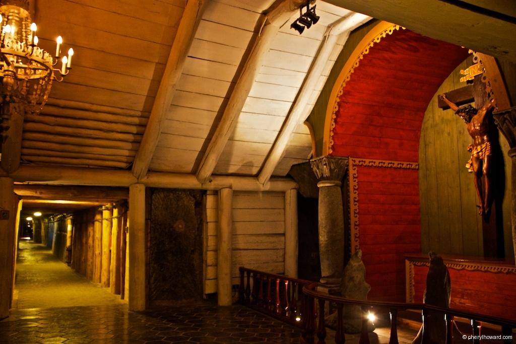 Wieliczka Salt Mine - Another Chapel