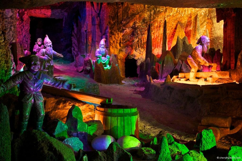 Wieliczka Salt Mine - Gnomes