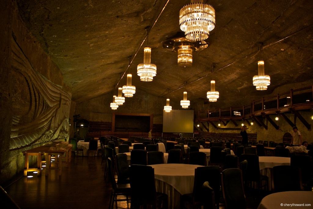 Wieliczka Salt Mine Is Used for Weddings