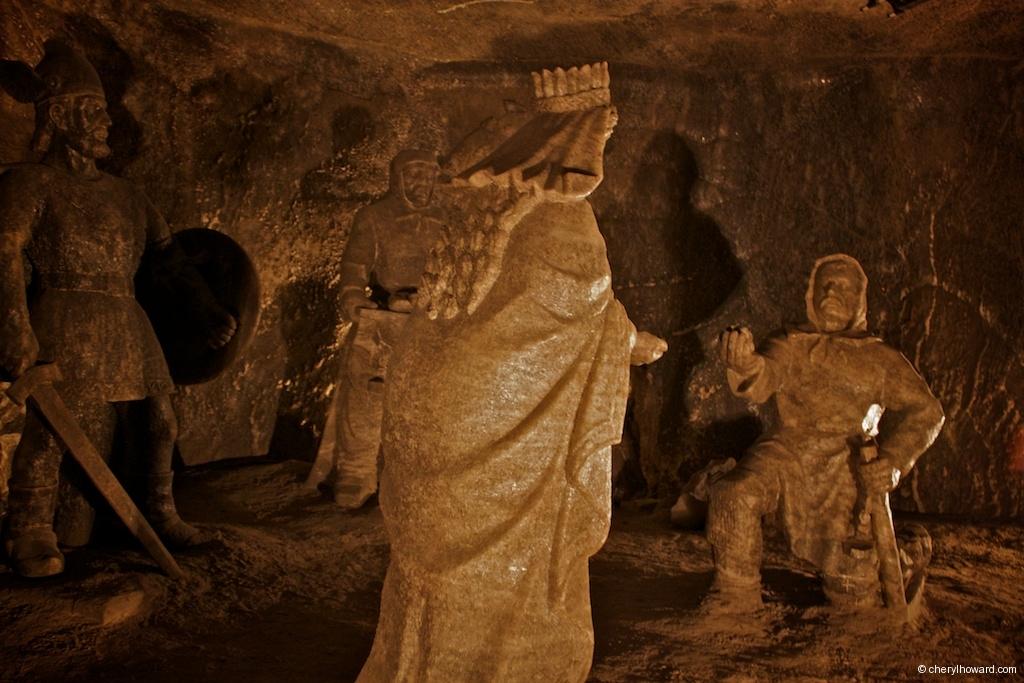 Wieliczka Salt Mine - Princess Kinga