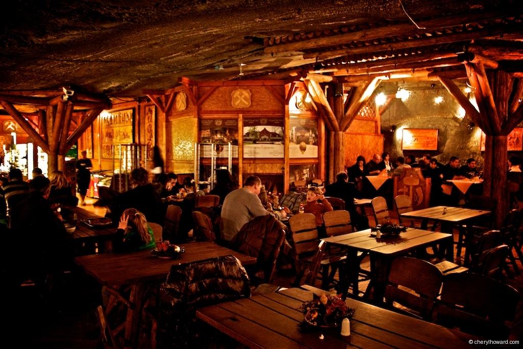 Wieliczka Salt Mine Restaurant