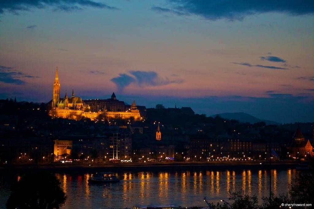 Budapest Sunset - Danube
